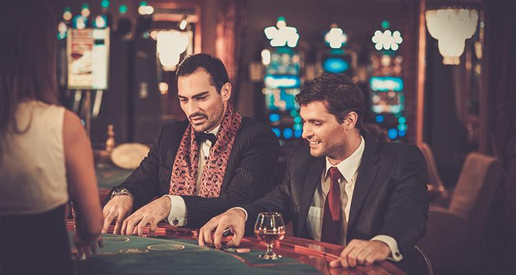 Casino games hire, Blackjack