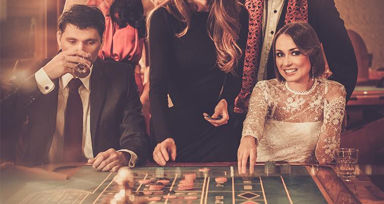 Casino games hire, roulette
